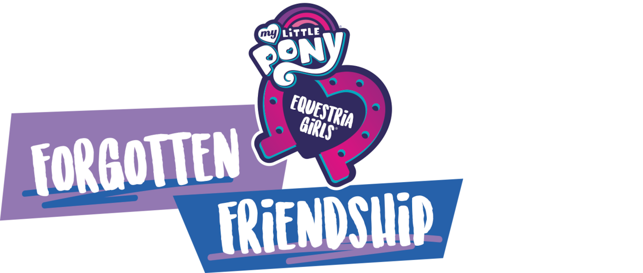 my little pony forgotten friendship