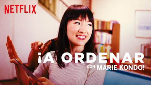 3135dc208 A ordenar con Marie Kondo! | Sitio oficial de Netflix