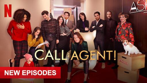 Call My Agent!   Netflix Official Site